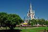 Cinderella Castle - The Magic Kingdom, Disney World