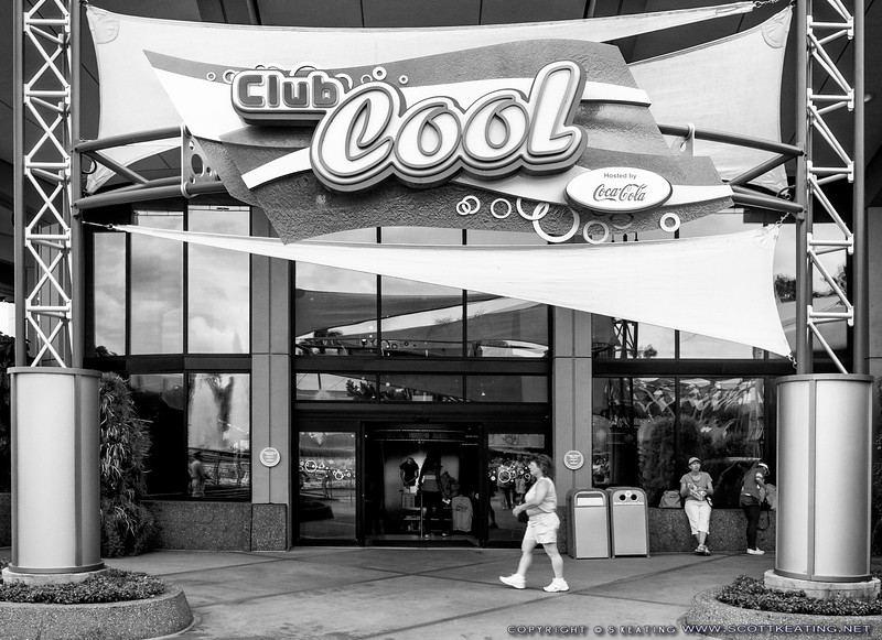 Epcot's Club Cool, experience flavors from around the world - by Coca-Cola