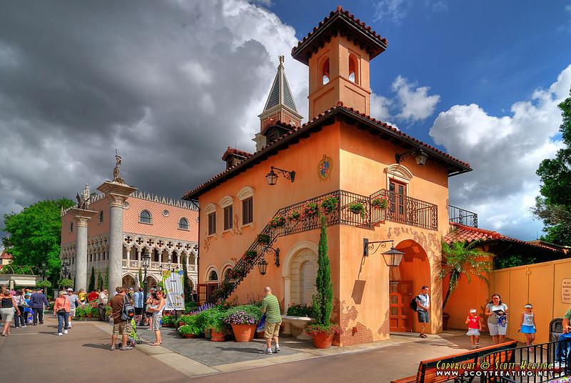 Epcot - Italy