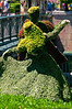 Topiary at EPCOT