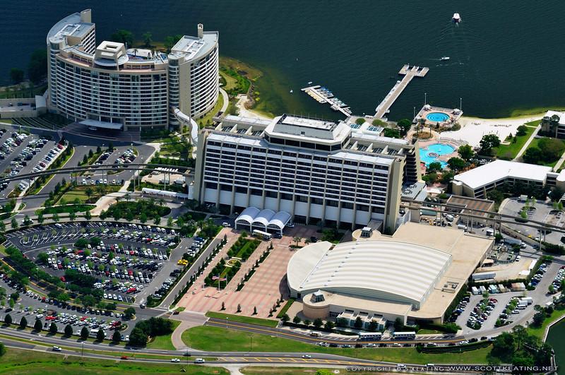 Disney's Contemporary Resort and Bay Lake Tower - Lake Buena Vista/Orlando, FL