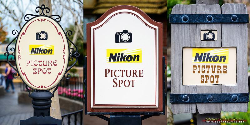 Nikon Picture Spots
