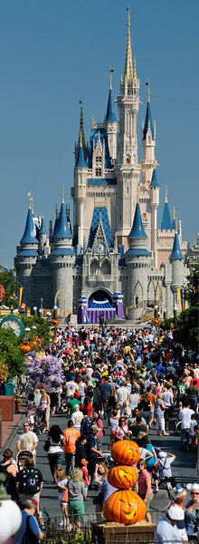 Walt Disney World's 40th Anniversary Celebration