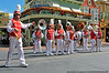 Main Street Philharmonic band - The Magic Kingdom, Disney World