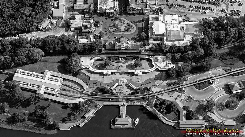 The Magic Kingdom - Walt Disney World, Orlando Florida