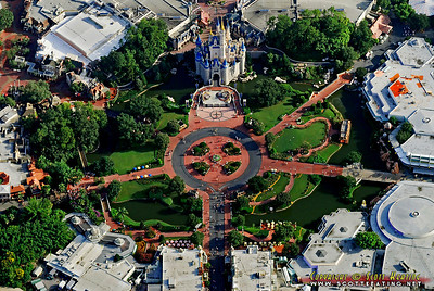 Disney World's Magic Kingdom