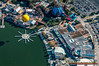Downtown Disney at Characters in Flight, 2011 - Lake Buena Vista, Florida