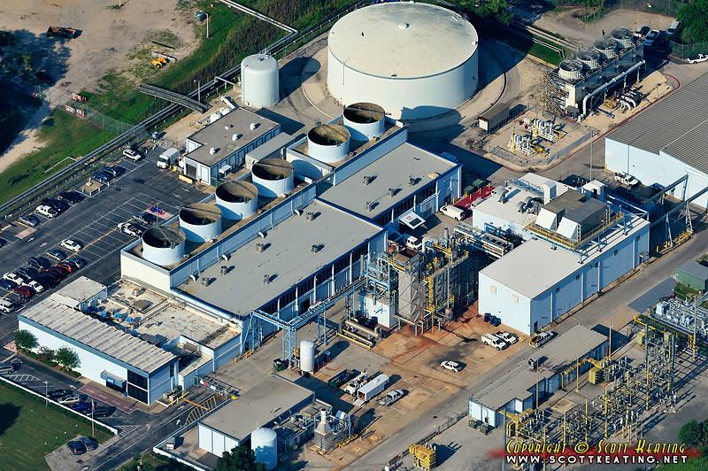 Disney World power plant