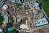 The Fantasyland expansion project at The Magic Kingdom, Dec 7 2011