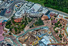 The Fantasyland expansion project at The Magic Kingdom, September 2012 t