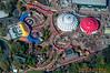 Storybook Circus/Fantasyland<br /> Fantasyland Expansion project at the Magic Kingdom, Storybook Circus with the new Dumbo and Great Goofini rides - March 2012