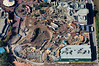 Fantasyland Expansion/Construction at The Magic Kingdom - Jan 12 2012 - west view