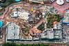 Fantasyland construction at The Magic Kingdom - August 2012