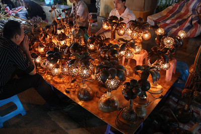 Jinghong, Night Market