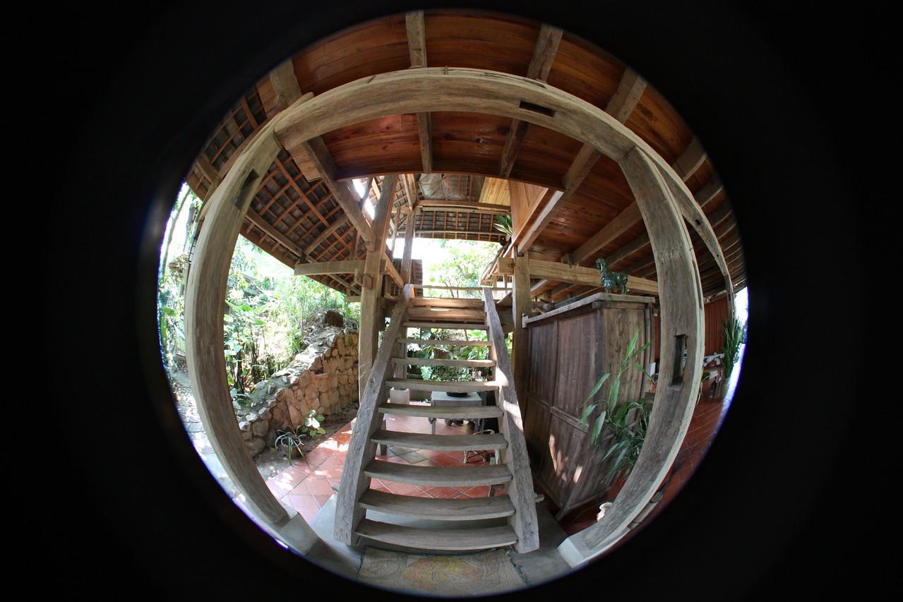 Jinghong, Yourantai, stairways to heaven