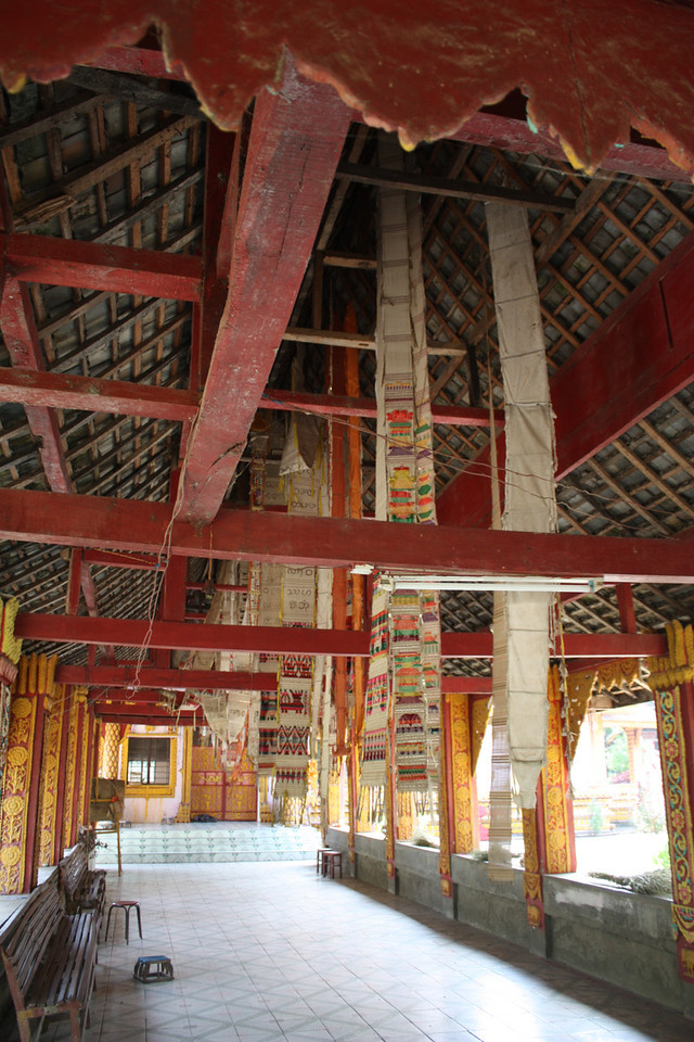 Local Buddhist temple