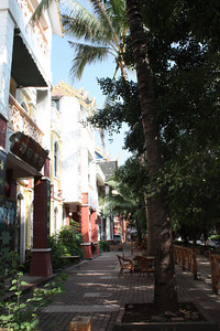 Jinghong street