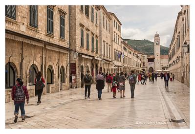 Dubrovnik - It Stopped Raining