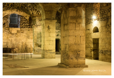 Ghosts In The Palace Basement
