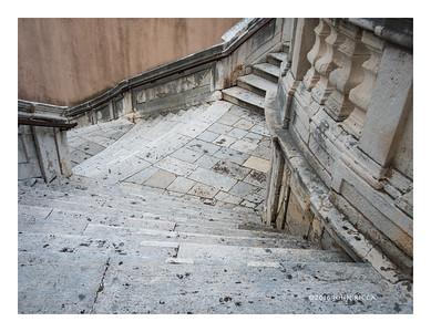 Dubrovnik Stairway 2