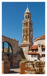 Split Palace & Church