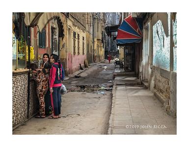 Alexandria Street Scene 1 - Egypt