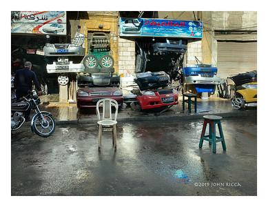 Alexandria Street Scene 7 - Egypt