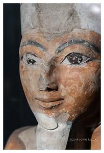 Pharoh - Alexandria Museum, Egypt