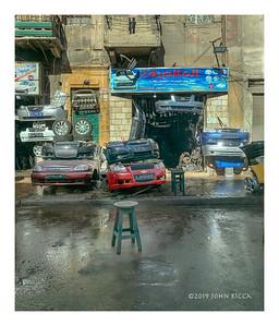 Alexandria Street Scene 6 - Egypt