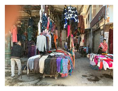 Alexandria Street Scene 2 - Egypt