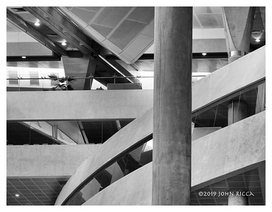 Alexandria Library Abstract 2 - Egypt