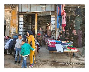 Alexandria Street Scene 3 - Egypt