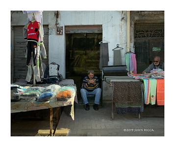 Alexandria Street Scene 5 - Egypt