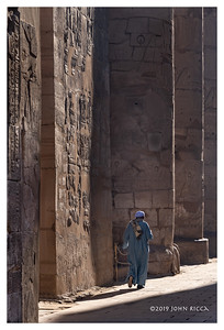 Karnak Temple 1 - Luxor, Egypt