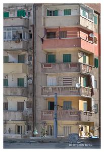 Alexandria Pastels - Egypt