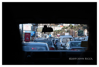 Alexandria Traffic - Egypt