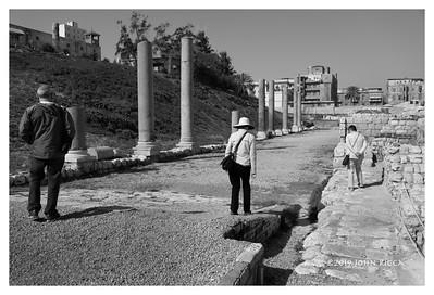 Roman Ruins - Alexandria, Egypt
