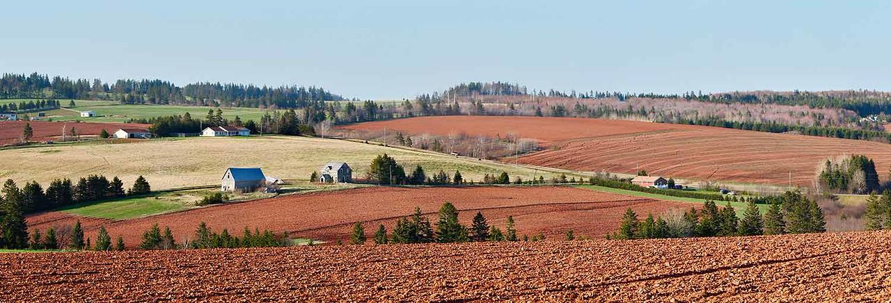 Spring Plowing, PEI