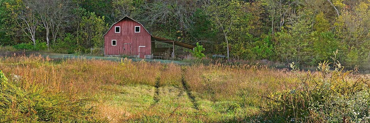 Red Barn October