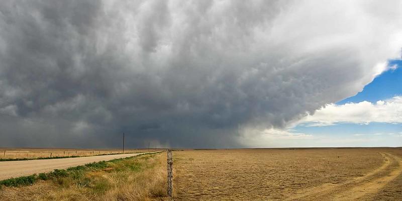Rainstorm, Agate, Colorado