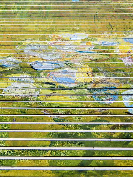 Albertina Museum Stairs 2012