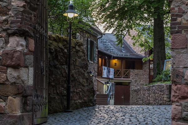 Auerbach Castle 2014