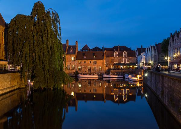 Bruges Canal 2014