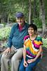 Doug and Rosenda Rozendal. Taken at the Forseth-Rozendal Family Reunion, Nathrop, Colorado, USA.