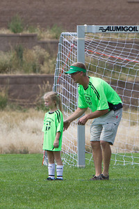 Green Panthers Soccer