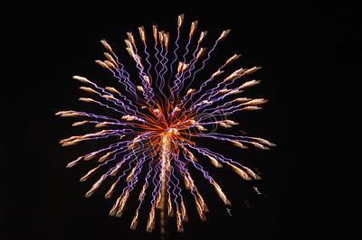 _DSC0154 - Fireworks over Charleston, South Carolina