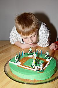 Aiden's Eighth Birthday