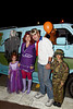 Shannon and Jason got to pose with the characters from Scooby Doo on Halloween 2011 on Main Street in Parker, Colorado, USA.