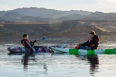 """""""Enjoying Their Paddle"""""""