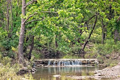 Cat Creek in June